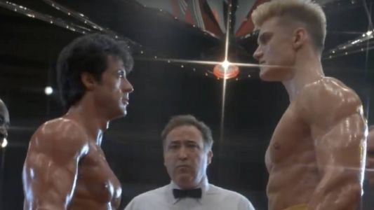 Dear everyone: Europe's 'The Final Countdown' is not in 'Rocky IV'