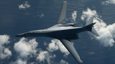 US flew nuclear-capable B-1B bombers just off coast of North Korea - Pentagon