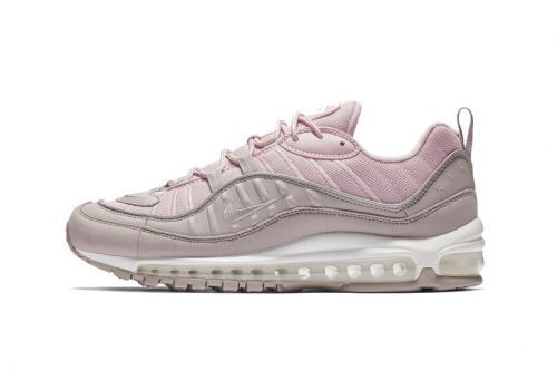 """Nike's Air Max 98 """"Pink/Pumice"""" Is Set to Kick off the New Year"""