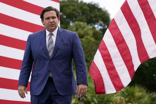 'It's dog-whistle base stuff': DeSantis launches Trump-styled protest crackdown