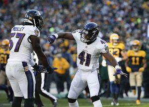 Ravens playoff hopes will ride on performance of defense