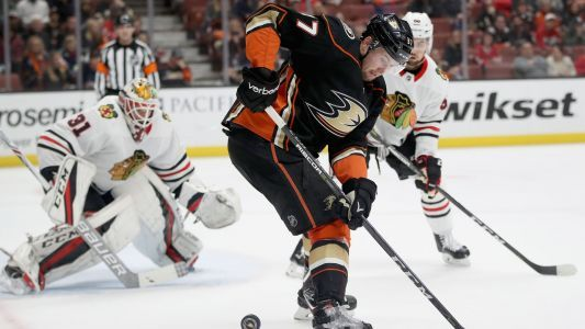 Ducks sign LW Nick Ritchie to 3-year deal