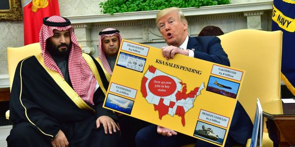 Trump is wrong, Saudi Arabia needs the US a lot more than the US needs the kingdom