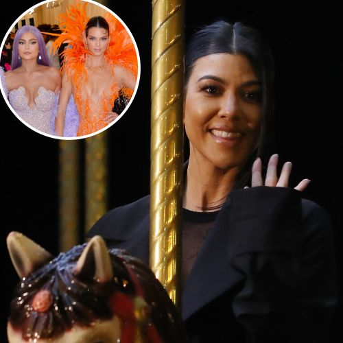 Kourtney Kardashian Has Never Attended the Met Gala - So She Probably Won't in 2021