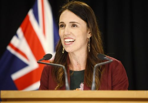 WATCH: New Zealand leader carries on with TV interview as moderate quake hits