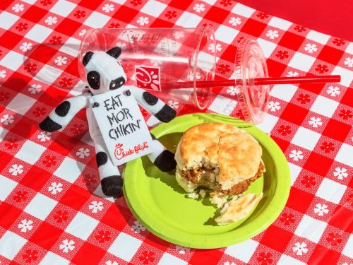 Chick-fil-A promised a baby who was born there free food for life - and people can't get over the wild story