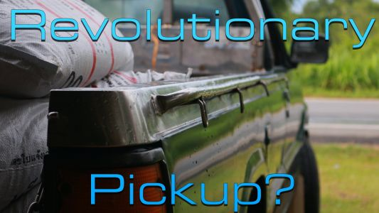 Could This Pickup Truck Design Help Change The World?