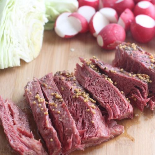 Corned Beef And Cabbage-Keto Style