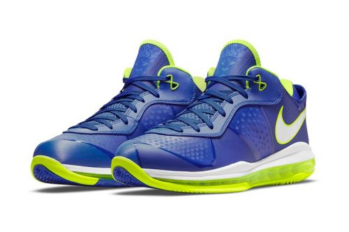 """Nike LeBron 8 V2 Low """"Sprite"""" Now Has a Release Date"""