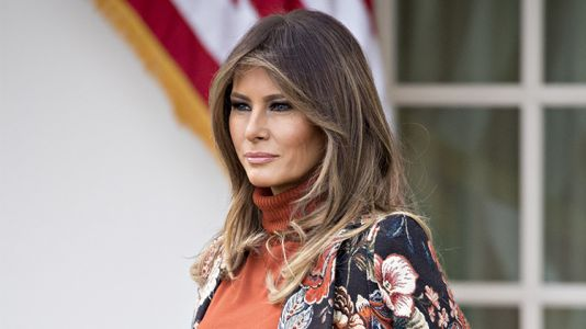 Melania Trump Subtly Shades Husband Donald in the Midst of the Stormy Daniels Cheating Scandal