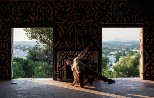 Dancing About Architecture: Still, Moving-The Modern Ruins of Athens