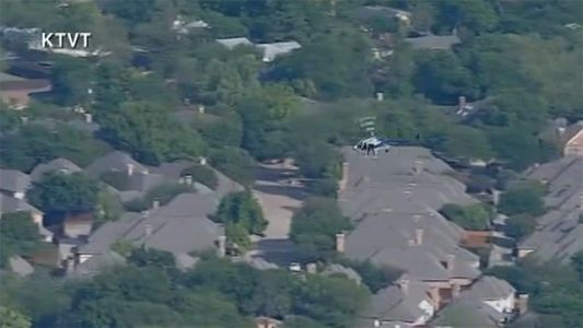 Dallas police officer fatally wounded, another injured during shooting, say reports​