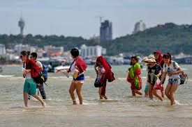 Thai tourism continues to suffer with lack of European visitors contributing to this decline