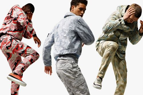 Stone Island Launches SS20 Desert Camouflage Collection
