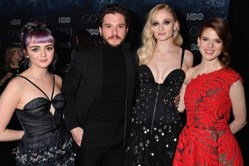 The Cast of 'Game of Thrones' Will Present at the 2019 Emmy Awards