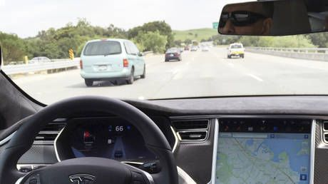 Hackers trick Tesla into breaking speed limit by 50mph using two inches of tape