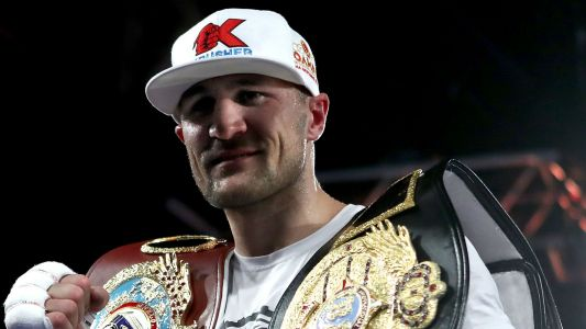 Sergey Kovalev charged with felony assault; Feb. 2 bout with Alvarez still a go