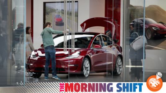 Tesla Is Stopping Some Model 3 Production: Report