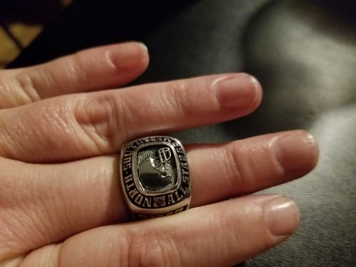 High school championship all-star game ring found inside Goodwill purchase, woman says