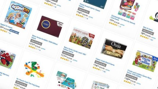 Amazon's New Board Game Sale Has Deals For the Whole Family