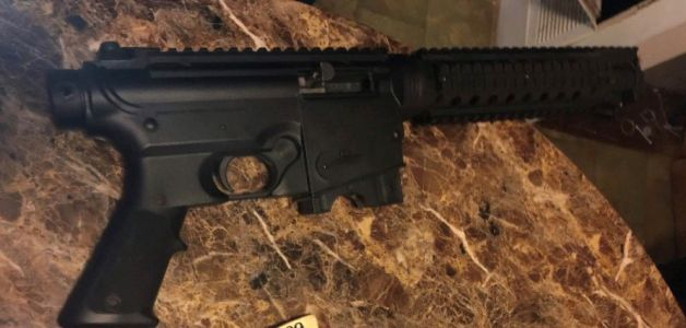 Police: Officers seize rifle, handguns, ammo, armor, drugs after barricade