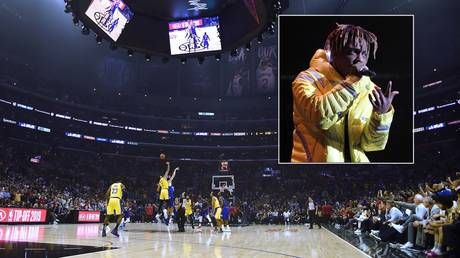 'Respect': LA Lakers pay tribute to deceased rapper Juice Wrld