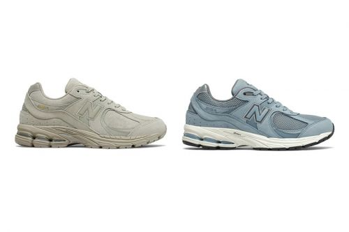 New Balance Continues Its Revival of the 2002R