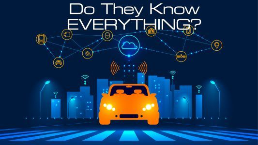 Electric, Connected, Autonomous Cars And You - Or Why You're The Product For Automakers