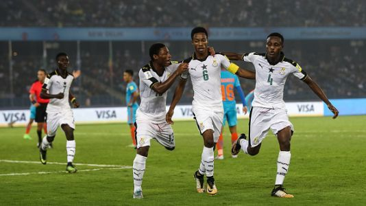 U17 World Cup LIVE: Mali vs Ghana