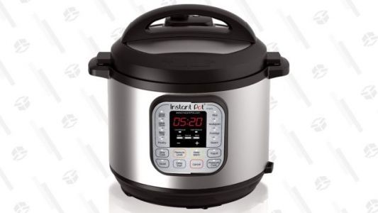 Prime Day Is the Excuse You Need to Finally Get An Instant Pot