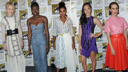 No One Is Having More Fun With Fashion Than the Best-Dressed Celebs at San Diego Comic-Con