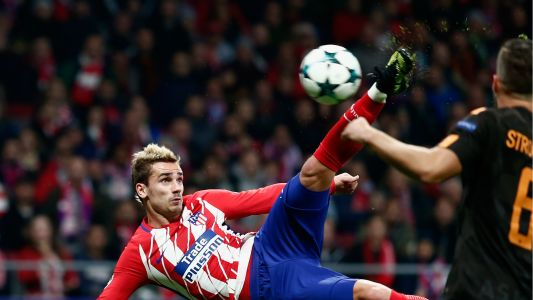 Simeone hoping for 'alliance with the goal' after Griezmann breaks drought