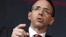 Rod Rosenstein Suggested Recording Trump And Invoking 25th Amendment: Report