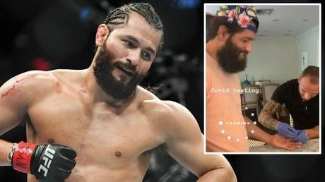 Next stop Fight Island? Jorge Masvidal takes COVID-19 test as speculation of short-notice UFC 251 fight intensifies