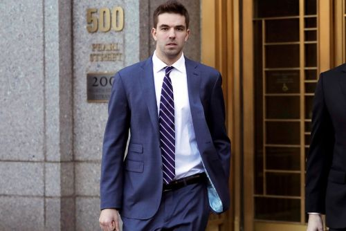 Fyre Festival Founder Billy McFarland Given 6-Year Prison Sentence