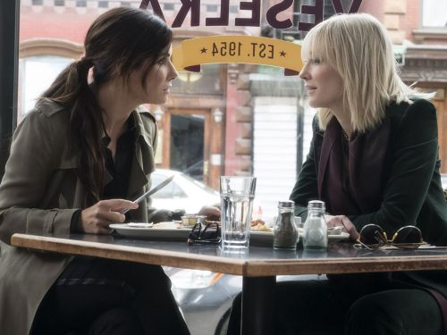 In Praise of How the Women of 'Ocean's 8' Eat