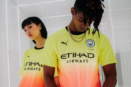 PUMA Celebrates Manchester City's Attacking Play With 2019/20 Third Kit