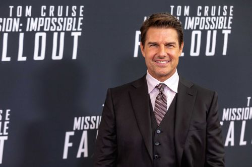 """NASA chief """"all in"""" for Tom Cruise to make a movie on a space station"""