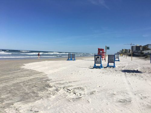 All Volusia beaches closing following governor's stay-at-home order