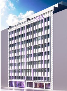 YOTEL Announces New Property in Portugal