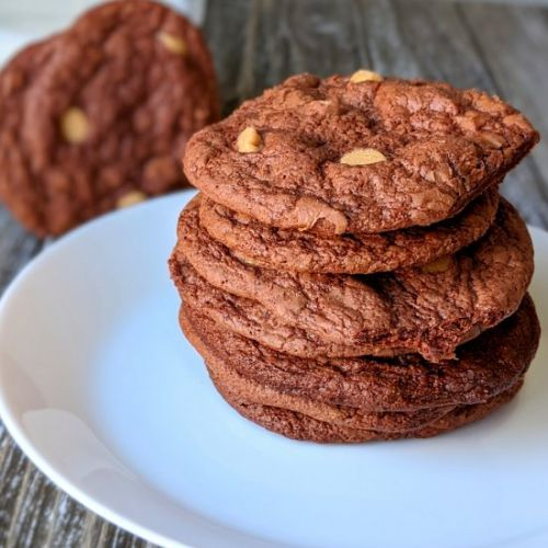 Chocolate Peanut Butter Chip Cookie