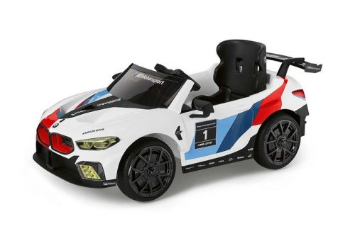 BMW Releases an M8 GTE Electric Car for Kids