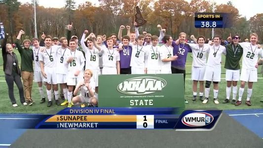 Sunapee and Campbell win boys soccer titles