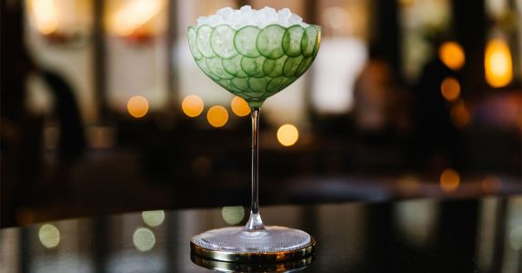 Cucumbers Are the Beer and Bar Worlds' Ultimate Summer Crush