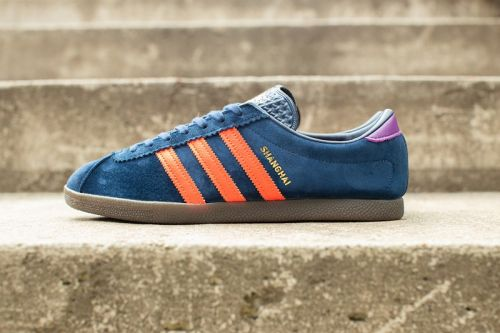Size? and adidas Originals Reveal Shanghai-Inspired City Series Release