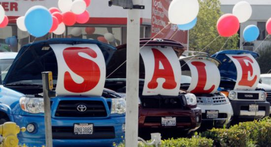 Those Memorial Day Weekend Car Sales Might Not Be As Good As You Think