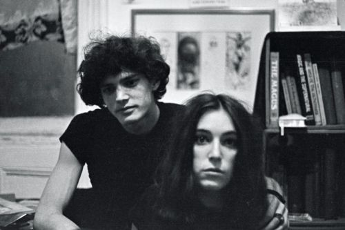 NJG Studios Captures the Intimate Life of Patti Smith & Robert Mapplethorpe in 'DESIRE'