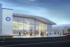 Ilford Station Main Works to Start in the New Year
