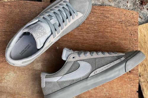 FORTY PERCENT AGAINST RIGHTS' Upcoming Nike SB Blazer Low Collaboration Has Surfaced