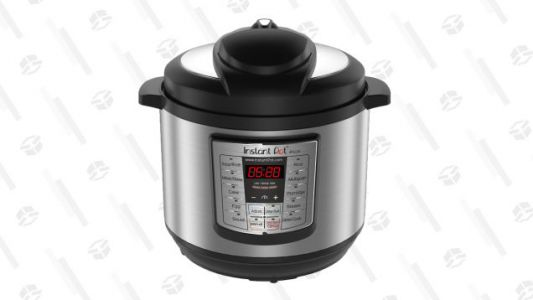 Stop Procrastinating and Pick Up This Instant Pot for a Low $55